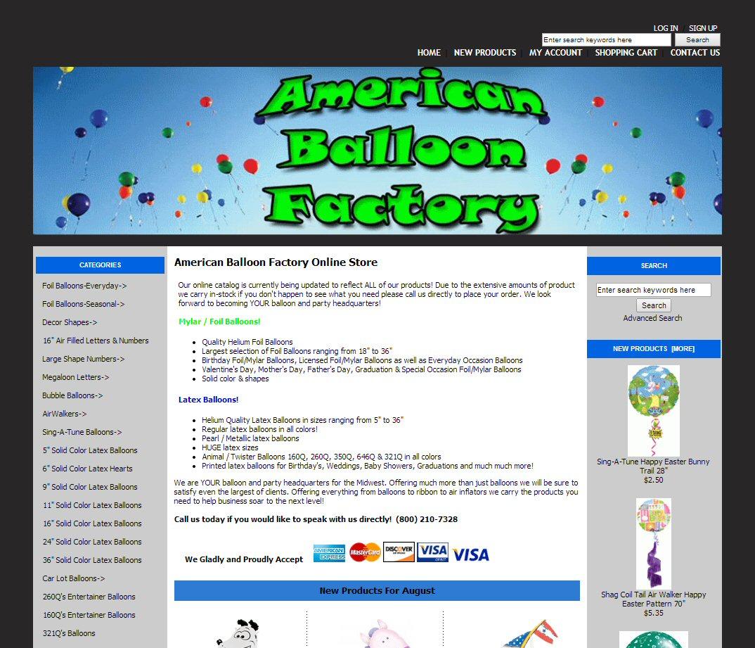 American Balloon Factory